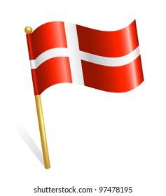 Danmark Country flag