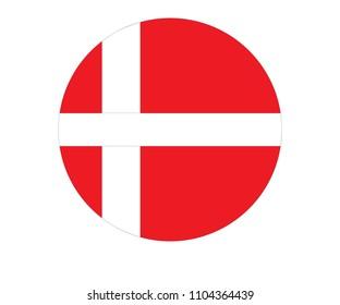 dansk flag icon