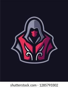 Dark Assasins E Sport Logo