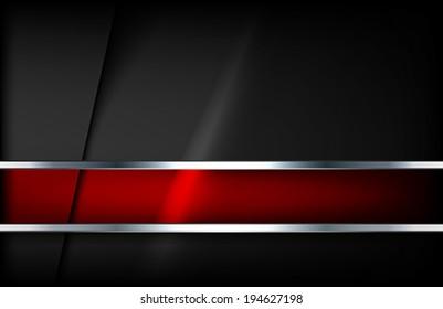 The Dark Background