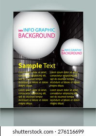 dark black Light Abstract Technology background computer graphic website internet and business. vector illustration. text box. Brochure. card. banner flyer magazine. Design label.