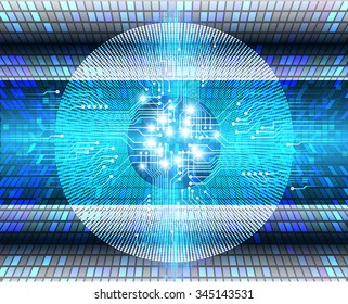 dark blue color Light Abstract Technology background for computer graphic website internet and business. circuit. illustration. digital. infographics. binary code background. www. vector.one. zero.