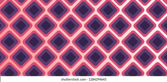 Dark blue, Pink purple vector texture with disks. Blurred box on abstract background with colorful gradient. Completely New design for ad, poster, banner of your website