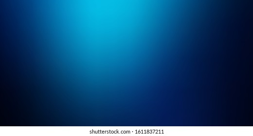 Dark BLUE vector abstract backdrop. Brand new colorful illustration in blur style. Best design for your business.