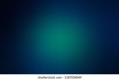 Dark BLUE vector abstract blurred layout. A completely new color illustration in a vague style. The textured pattern can be used for background.