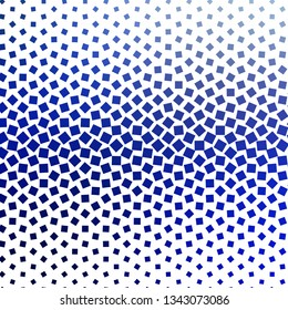 Dark BLUE vector texture in rectangular style. Illustration with a set of gradient rectangles. Pattern for commercials, ads.
