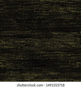 Dark brown  modern and trendy Space-Dyed Effect Textured Background. Seamless Pattern.