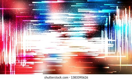 Dark Color Asymmetric Irregular Lines Background