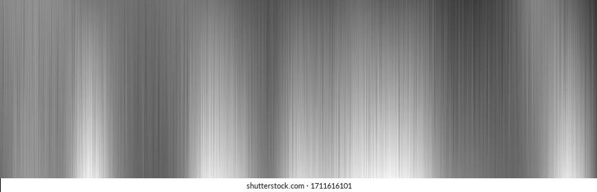 Dark Gray Brushed Metal Texture