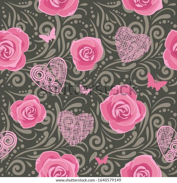 dark-gray-seamless-decorative-pattern-60