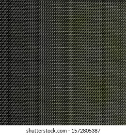 Dark Green vector texture with lines. Repeated lines on abstract background with gradient. Pattern for ads, commercials.