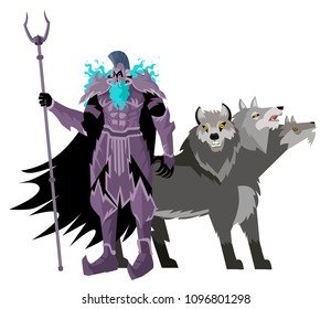 dark knight hades greek mythology god of the underworld