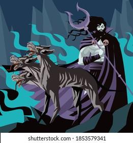 dark knight hades greek mythology god of the underworld