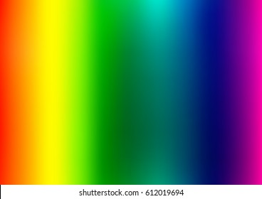 Dark Multicolor, Rainbow, blue, green, red vector abstract textured blur background. Blurry abstract design. Pattern can be used for background.