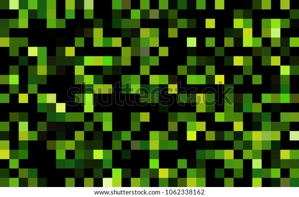 Dark Multicolor vector polygonal illustration consisting of rectangles. Rectangular design for your business. Creative geometric background in origami style with gradient.
