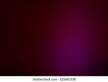 Dark Pink vector pattern. Blurred template. Bright sample. Repeating template with colored elements. New texture for your design. Pattern can be used for business background.