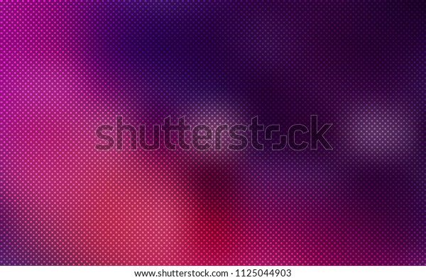 Dark Pink vector template with circles. Blurred bubbles on abstract background with colorful gradient. New design for ad, poster, banner of your website.