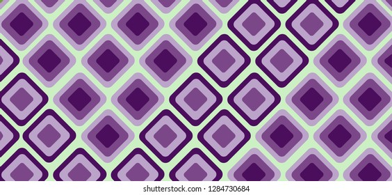 Dark Purple, blue vector texture.  Abstract colorful Box background. Completely New design for ad, poster, banner of your website