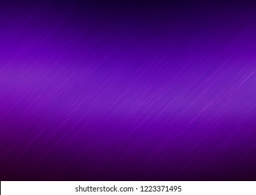 Dark Purple vector background with straight lines. Decorative shining illustration with lines on abstract template. The pattern can be used as ads, poster, banner for commercial.