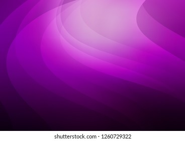 Dark Purple vector template with repeated sticks. Shining colored illustration with narrow lines. The pattern can be used for busines ad, booklets, leaflets