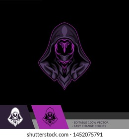 Dark Rangers Squad E Sport for mascot gaming or other