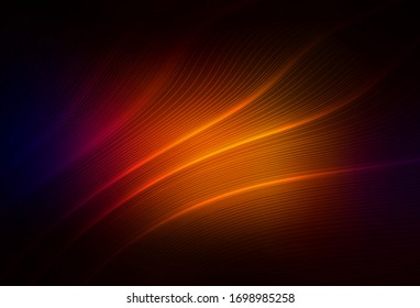 Dark Red vector blurred bright texture. New colored illustration in blur style with gradient. Blurred design for your web site.