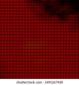 Dark Red vector layout with lines, rectangles. Abstract gradient illustration with rectangles. Pattern for commercials, ads.