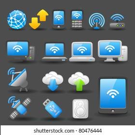 Dark series | cloud computing device