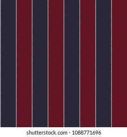 Dark striped background seamless pattern. Vector illustration.