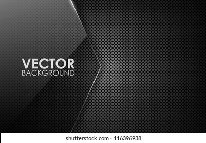 Dark vector card