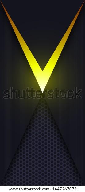 Vector De Stock Libre De Regalías Sobre Dark Wallpaper