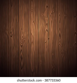 Dark Wooden Seamless Pattern. Editable pattern in swatches. Clipping paths included.