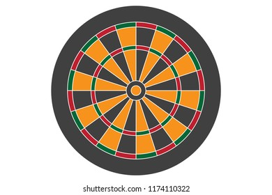dart board for games