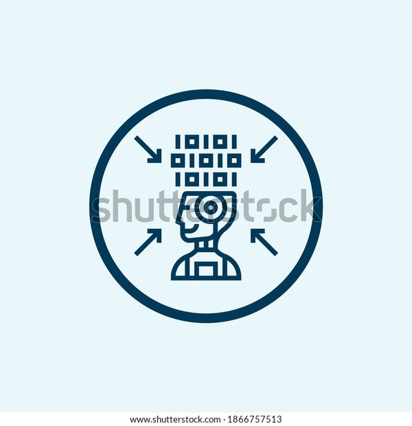 data analysis icon in trendy design style. data analysis icon isolated on white background. data analysis vector icon simple and modern flat symbol for web site, mobile, logo, app