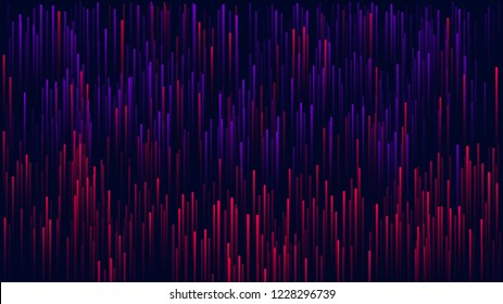 Data connection speed lines technology abstract vector background