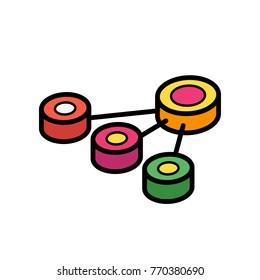Data & Graphs ISO - Organigram
