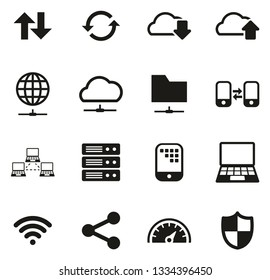Data Transfer Icons