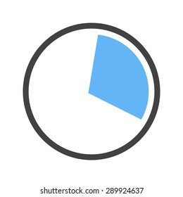 Data, usage, transfer, storage icon vector image. Can also be used for mobile apps, phone tab bar and settings. Suitable for use on web apps, mobile apps and print media