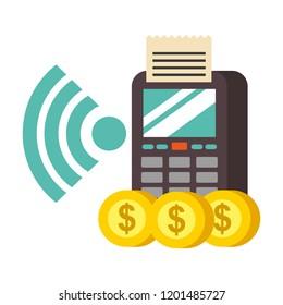 dataphone conis money nfc payment