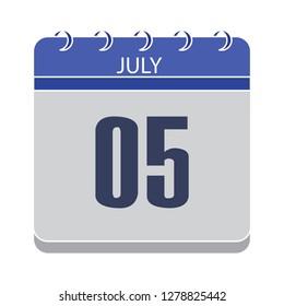 date Calendar icon- date symbol-agenda illustration-deadline vector-calender icon