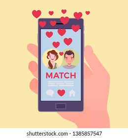 Online Dating textning