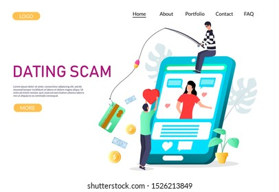 Scam romance Browse all