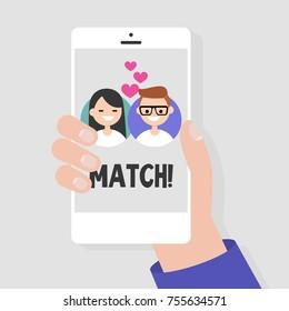 Online Dating kär