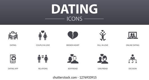 bra första raden för online dating profil