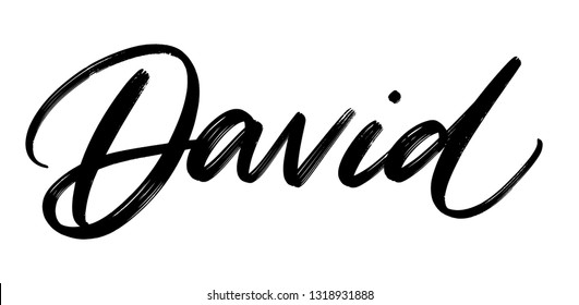 David Name Image Images, Stock Photos & Vectors | Shutterstock