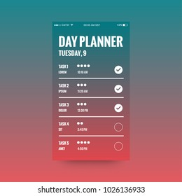 day planner images stock photos vectors shutterstock