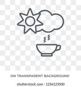 Daytime icon. Daytime design concept from  collection. Simple element vector illustration on transparent background.