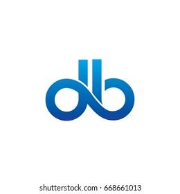 DB Initials Logo