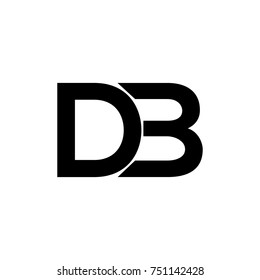 DB logo design