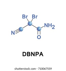 DBNPA or dibromo nitrilopropionamide is a quick-kill biocide that easily hydrolyzes under both acidic and alkaline conditions.
